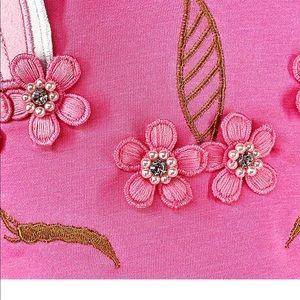 Dresses - Unicorn Flower Petal Tutu Princess Dress Hot Pink